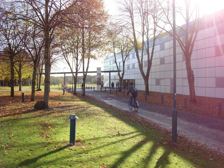 Sainsbury Centre at UEA
